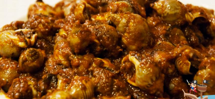 La ricetta dei Garagoli