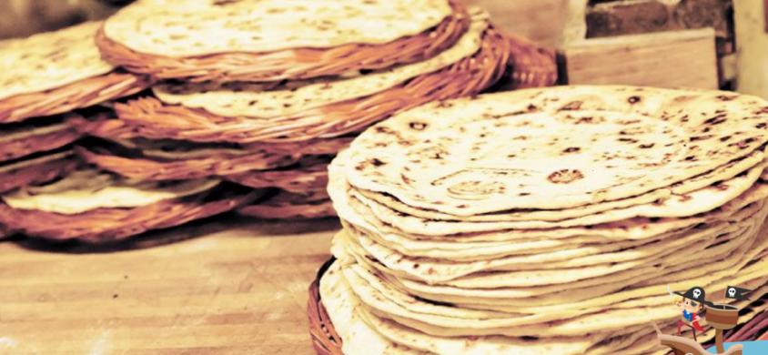 La ricetta della piadina romagnola