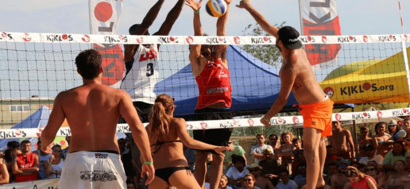 Kiklos Sand Volley