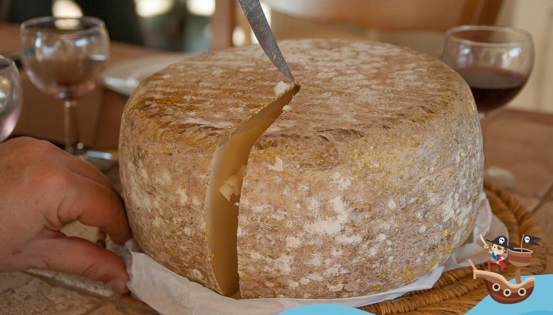 Il formaggio di fossa